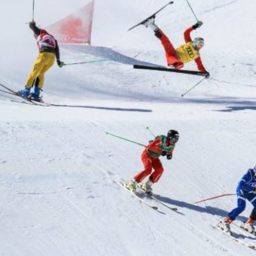 Ny OS-gren: Alpint skidskytte