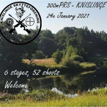 300m PRS Knislinge 24 Jan 2021